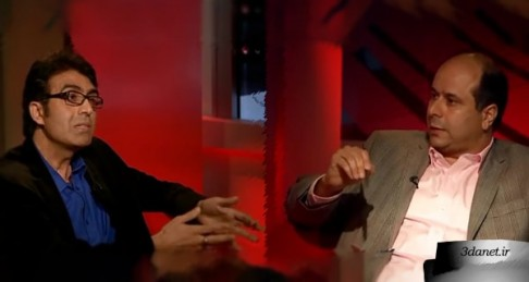 مناظره دکتر آرش نراقی و دکتر ابراهیم سلطانی با موضوع برهان شر