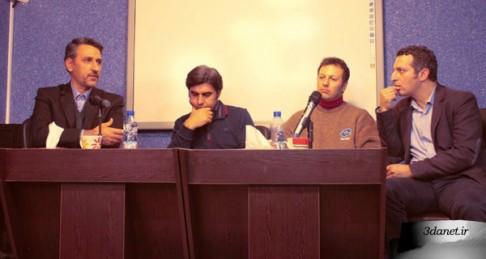 دکتر عبدالحمید ضیایی دکتر محمود عبایی دكتر امیر حسین ماحوزی دكتر شروین وکیلی