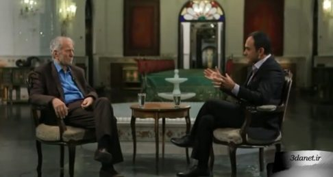 گفتگو با دکتر غلامحسین ابراهیمی دینانی در برنامه امضا