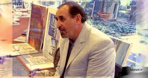 متن گفتگو با حسن بلخاری با عنوان جوششی از ذات هنر