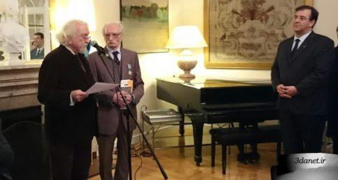سخنان داریوش شایگان در جلسه اهدای نشان شوالیه فرانسه به محمود دولتآبادی