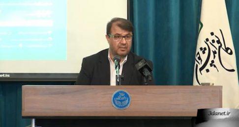 سخنرانی سیدحمید طالبزاده پیرامون لزوم دقت در تاسیس علومانسانی در ایران
