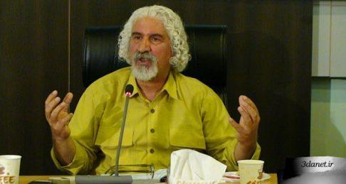 سخنرانی حسین ابوالحسن تنهایی با عنوان چیستی جامعه شناسی نظری