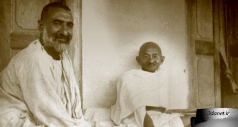 ماهاتما گاندی، عبدالغفارخان و فلسطین امروز