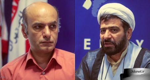 مناظره حسن محدثی و علیرضا قائمی نیا با عنوان ارزیابی کارنامه دین