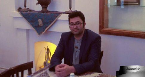 """صوت گفتار محمد رضوانی با عنوان """"رابطه پراگماتیسم و باور دینی"""""""