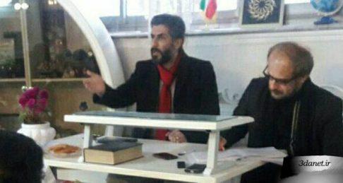 سخنرانی اکبر جباری با عنوان «موانع فهم قرآن»