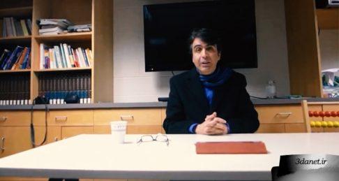 سخنرانی آرش نراقی با عنوان «خدا، ذهن و ادبیات»