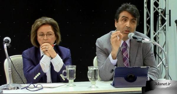 سخنرانی مشترک آرش نراقی و نهضت فرنودی: «اخلاق از منظر دین و روانشناسی»