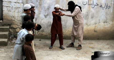 خشونت فقدان مادر دکتر یامان حکمت (حمید تقیآبادی)