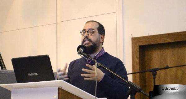 سخنرانی یاسر میردامادی با عنوان «مسألهی تبیین فلسفیِ تنوعِ ادیان»
