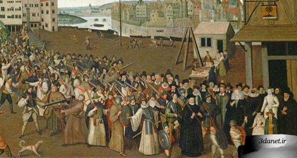 آزادی مذهبی در اروپا اقتضای دولتداری بود نه حاصل آزادفکری