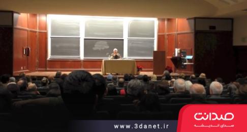سخنرانی بهرام بیضایی با عنوان «اسطورهها در آثار بهرام بیضایی»
