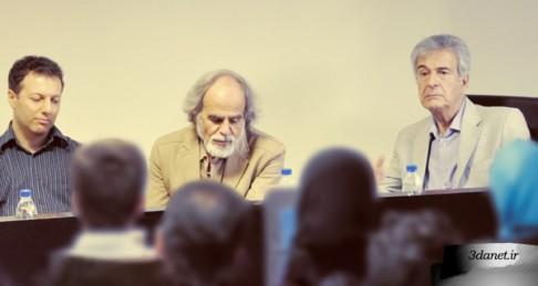 مصطفی ملکیان، علیاصغر دادبه و دکترشروین
