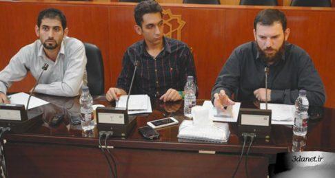 مناظره محمدمهدی اردبیلی و آرش حیدری با عنوان «تاریخ (ایران)، هگل یا فوکو؟»