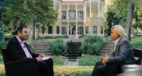 گفتگو حسین دهباشی با سید محمد بهشتی در برنامه خشت خام