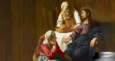 اقتدا به مسیح؛ روایتِ انجیلی و تفسیرِ نیچهای