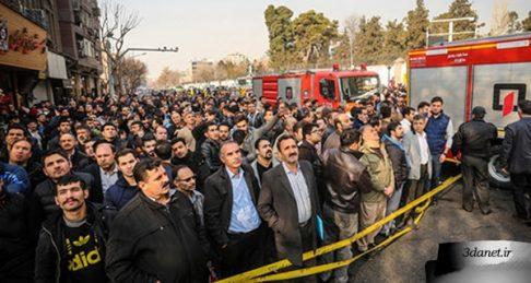 محمدرضا نیکفر: دولت ضعیف، ملت قوی − نمونه پلاسکو