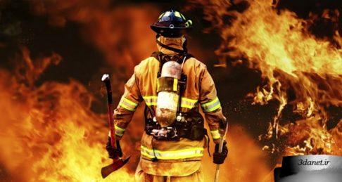 تردید آتشنشان