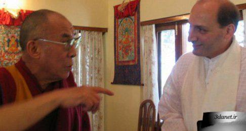 مصاحبه رامین جهانبگلو با دالایی لاما