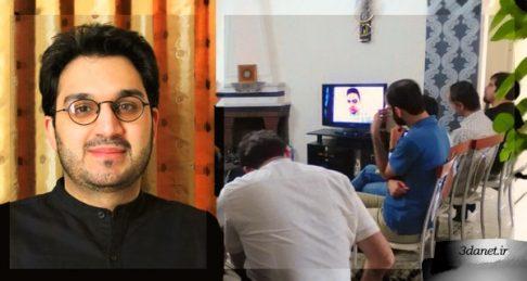 گفتگوی حلقه مطالعاتی جمعیت خیریه غدیر با حسین دباغ پیرامون مبحث فروید