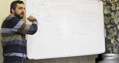 سخنرانی «برونگرایی و معرفت پیشینی به محتوای حالات ذهنی» از محمود مروارید
