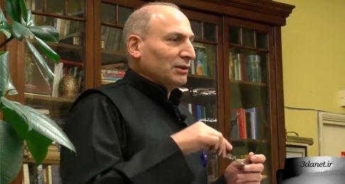 سخنرانی رامین جهانبگلو با عنوان «نقش فلسفه در جامعه ی تمدن ستیز امروز»