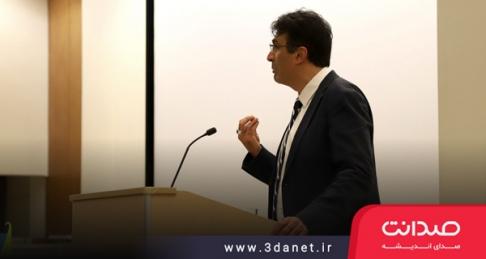 سخنرانی آرش نراقی با عنوان «خداناباوری و بحران معنویت در ادبیات مدرن»